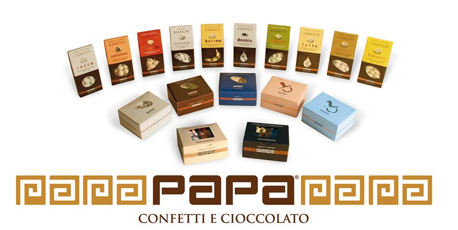 Confetti e Cioccolato PAPA